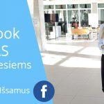 Facebook gidas pradedantiesiems