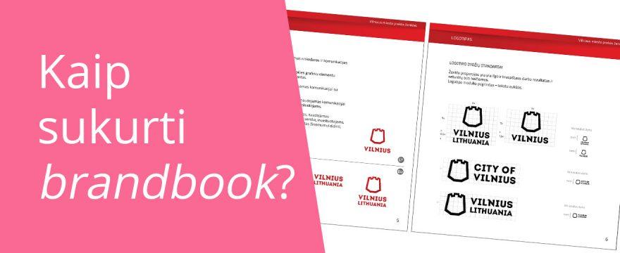 Kaip sukurti brandbook
