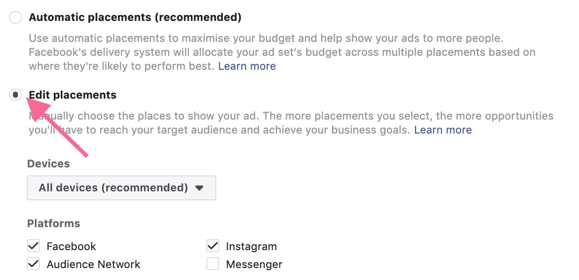 Reklamos rodymo vietų parinkimas