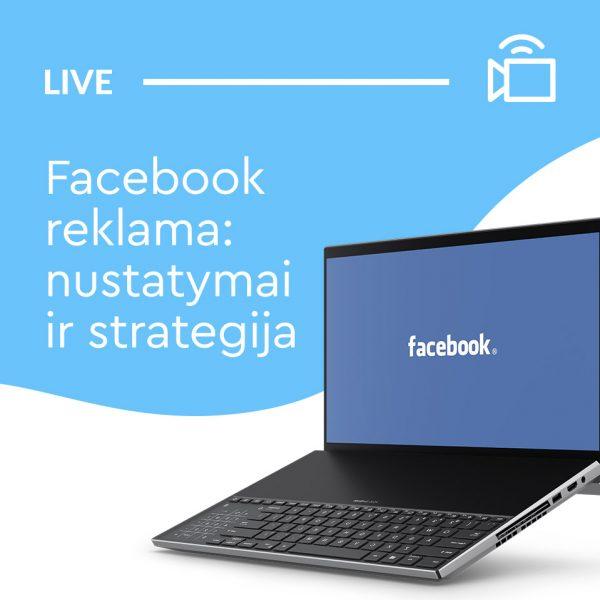 Facebook Instagram reklama