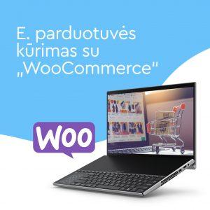 WooCommerce mokymai